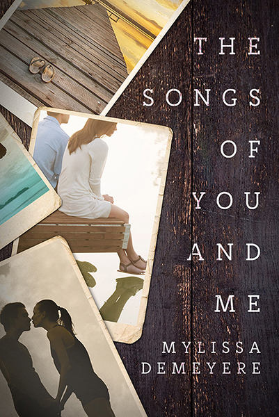 Book Cover of The Songs of You and Me