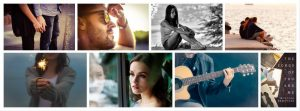 Visual Storyline The Songs of You and Me