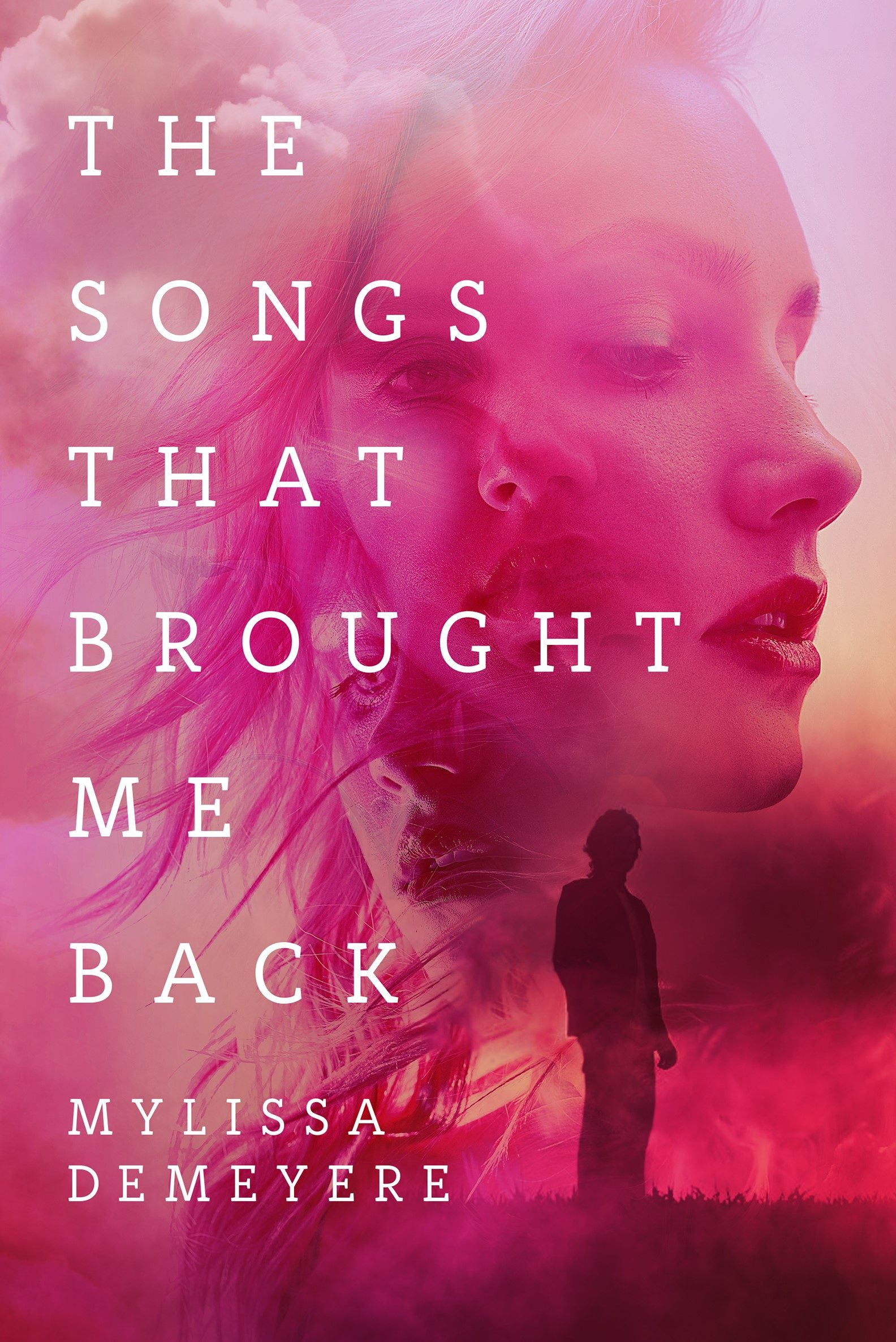 Book cover of The Songs That Brought Me Back