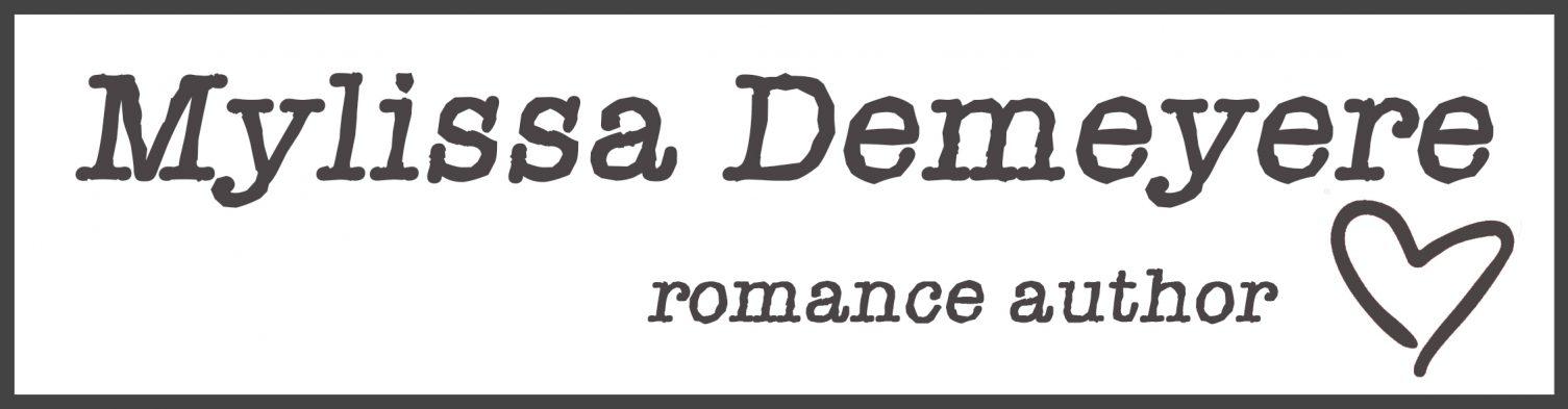 Logo Mylissa Demeyere - Romance Author
